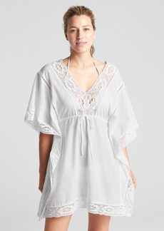 Gap Kimono Sleeve Crochet Lace Dress Cover-Up