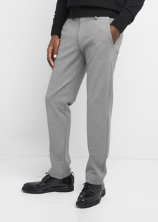 Knit Khakis in Slim Fit with GapFlex