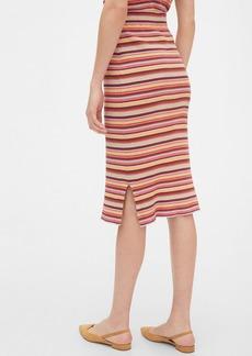 Gap Knit Sweater Skirt