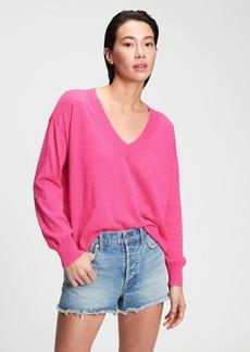 Gap Lightweight V-Neck Sweater