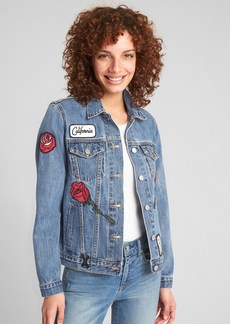 Gap Limited Edition Icon Denim Jacket