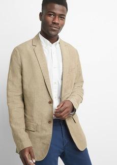 Gap Linen-Cotton Blazer