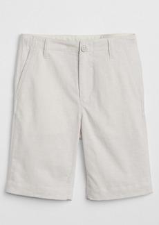 Gap Linen-Cotton Shorts