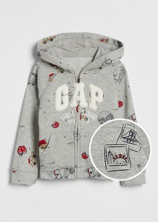 Gap Logo Apple Hoodie Sweatshirt