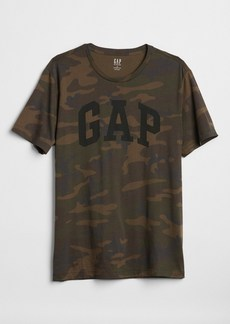 Gap Logo Camo Print T-Shirt