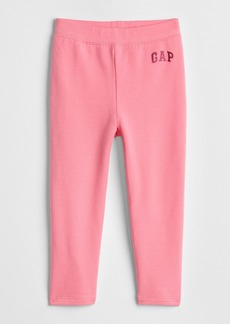 Gap Logo Crop Leggings in Stretch Jersey