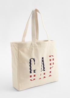 Gap Logo Flag Tote