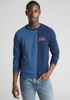 Gap Logo Global Remix Pullover Sweatshirt
