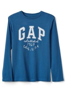 Gap Logo long sleeve tee