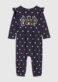 27f3a91194c On Sale today! Gap Pro Fleece logo bear zip one-piece