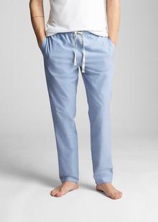 Gap Lounge Karate Pants in Poplin