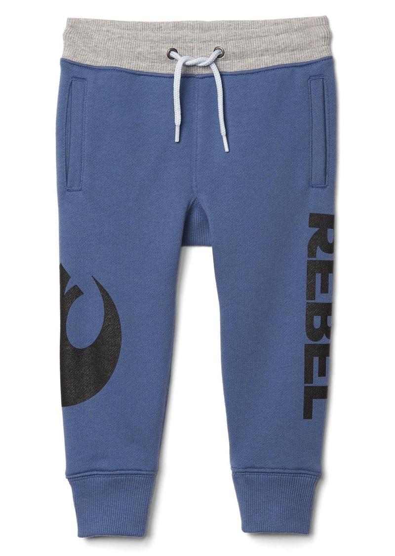 Gap Mad Engine&#169 Star Wars&#153 graphic pants