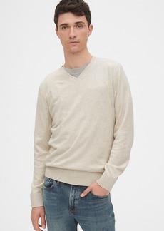 Gap Mainstay V-Neck Sweater