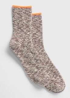 Gap Marled Boot Socks
