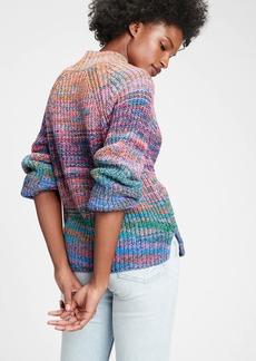 Gap Marled Turtleneck Sweater