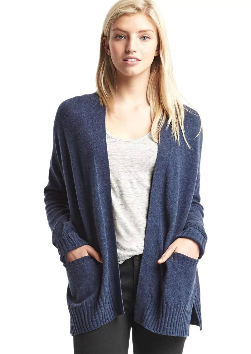 Gap Merino wool blend open cardigan | Sweaters - Shop It To Me