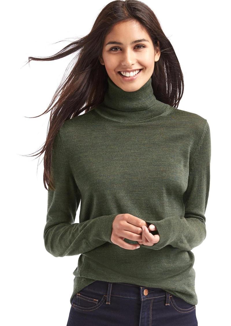 Gap Merino wool turtleneck sweater | Sweaters - Shop It To Me