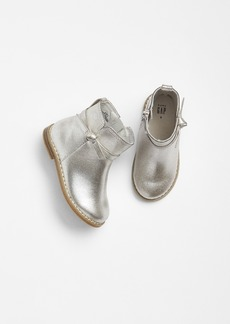 Gap Toddler Metallic Bow Boots