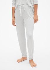 Gap Metallic Speckled Side-Stripe Pants in Modal
