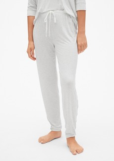Gap Metallic Speckled Side-Stripe Pants in Modal