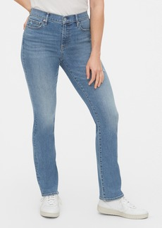 Gap Mid Rise Classic Straight Jeans