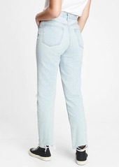 Gap Mid Rise Destructed Boyfriend Jeans with Washwell&#153