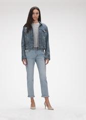 Gap Mid Rise Girlfriend Jeans