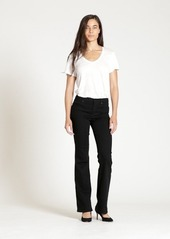 Gap Mid Rise Perfect Boot Jeans in Everblack