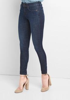 Gap Mid Rise True Skinny Jeans in 360 Stretch