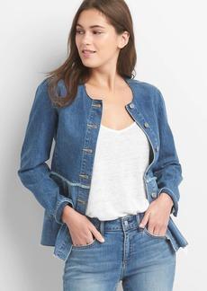 Gap Mix-denim jacket