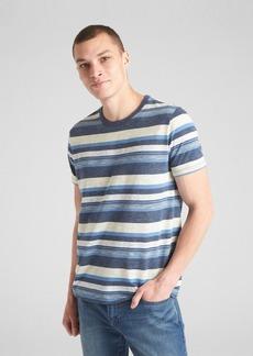 Gap Mix-Stripe Classic T-Shirt
