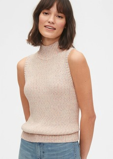 Gap Mockneck Tank Sweater