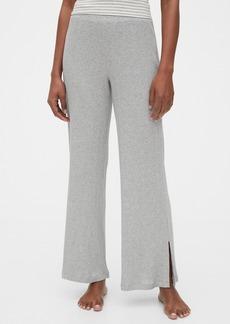 Gap Ribbed Pants in Modal