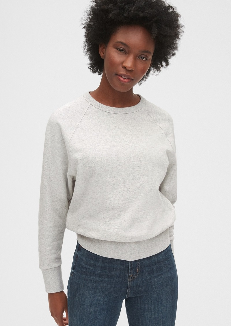 Gap Modern Crewneck Sweatshirt