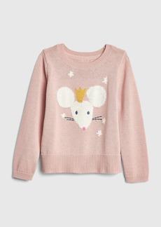 Gap Mouse Crewneck Sweater