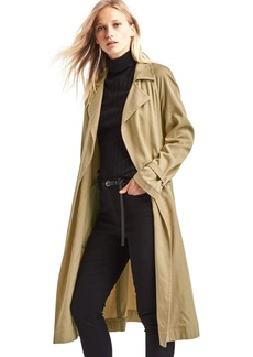 Gap Open-front trench