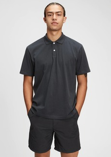 Gap Organic Cotton Polo Shirt