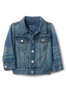 Gap Organic Denim Jacket