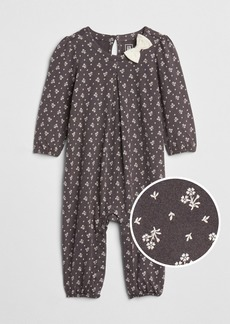 Gap Organic Print One-Piece
