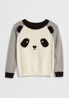 Gap Panda Raglan Sweater
