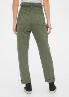 Gap Paperbag Boyfriend Jeans