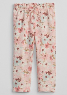 Gap Paperbag-Waist Pants in French Terry