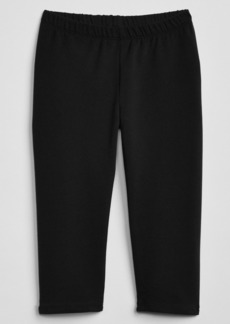 Gap Pedal Pusher Leggings in French Terry