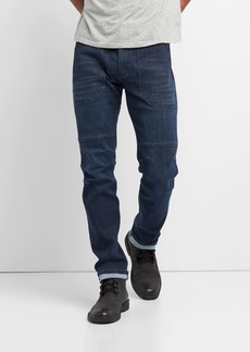 Performance Utility Jeans in Slim Fit with GapFlex