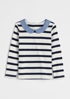 Gap Peter Pan Collar Shirt