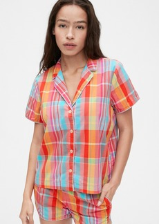 Gap PJ Shirt in Poplin