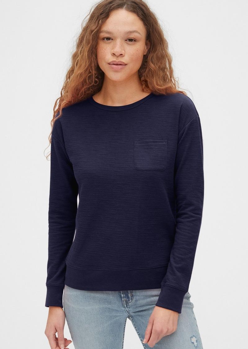 Gap Pocket Sweatshirt