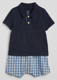Gap Polo 2-in-1 One-Piece