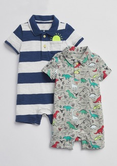Gap Polo Shorty One-Piece (2-Pack)