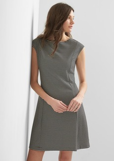Gap Ponte cap sleeve dress